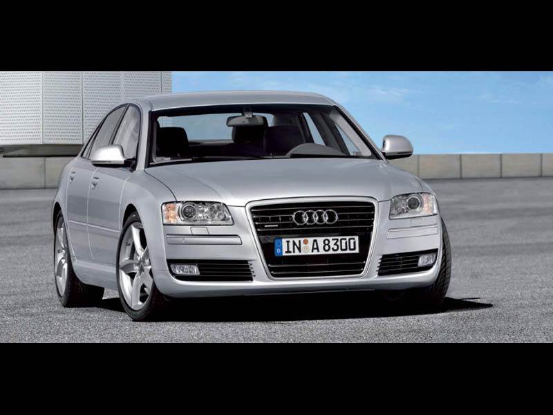 """Новый Audi A8 - """"Audi A8"""": доступная версия"""
