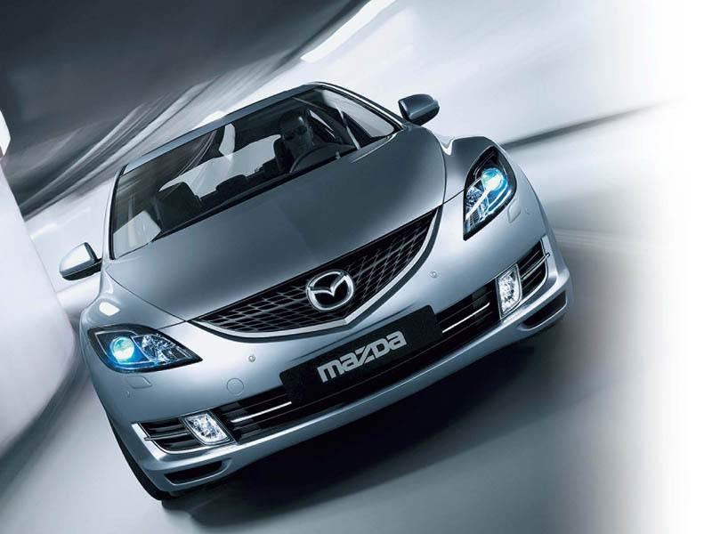 Mazda 6 II рест.