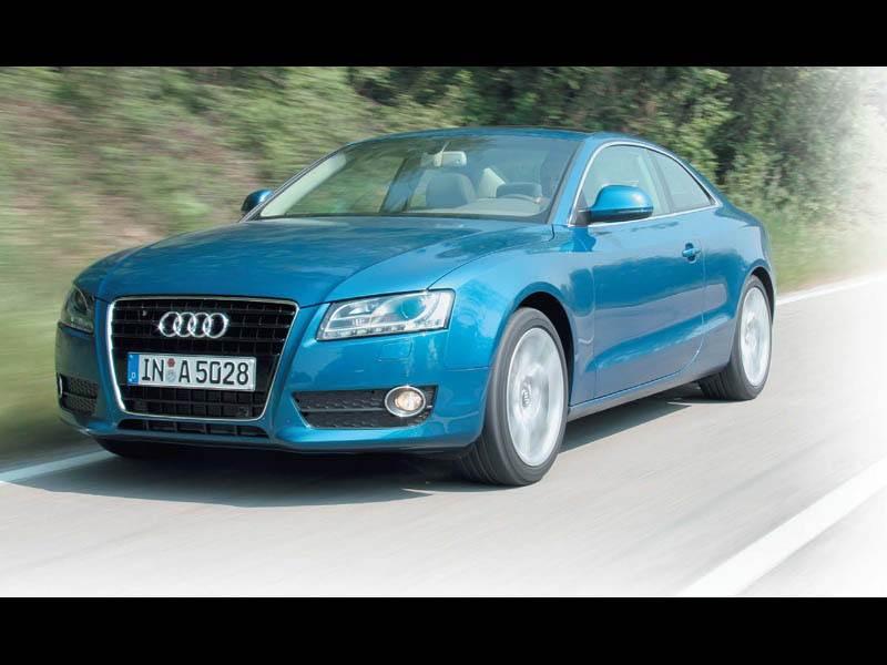 """Новый Audi A5 - """"Audi A5"""" и """"S5"""""""