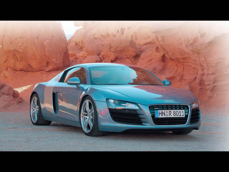 "Новый Audi R8 - ""Audi R8"""