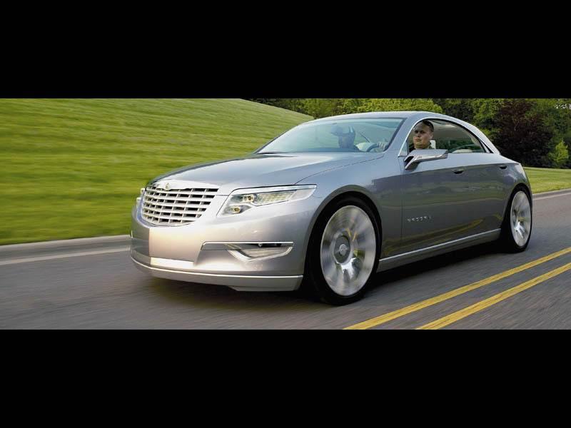 """Перспективные модели от """"Chrysler Group"""""""