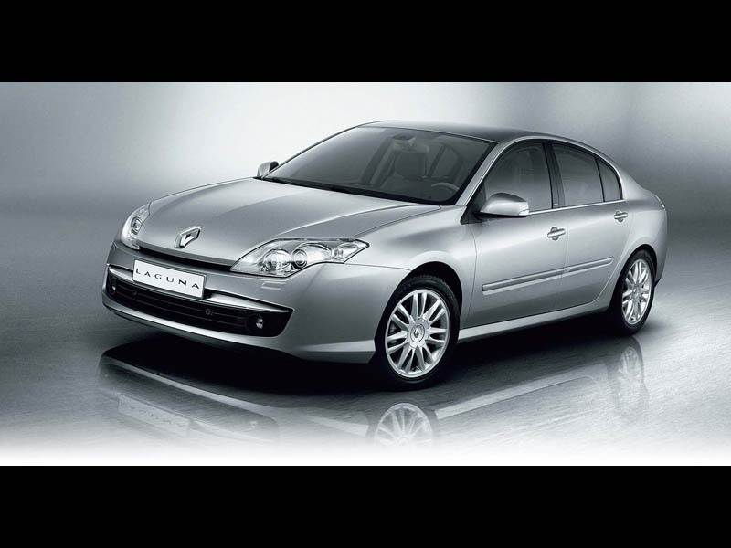 """Новый Renault Laguna - """"Laguna"""": размер – больше, вес – меньше"""