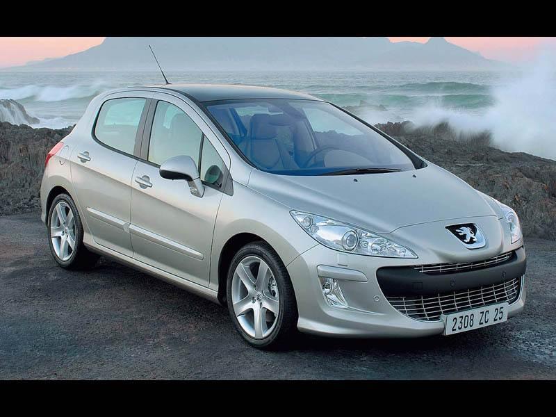 """Новый Peugeot 308 - """"Peugeot 308"""" – пока без подробностей"""