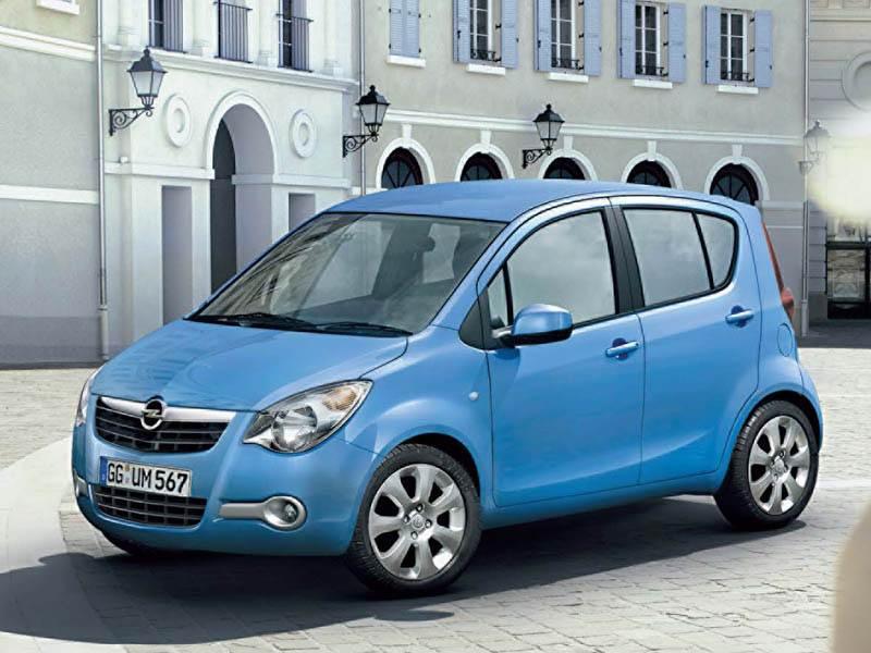 "Новый Suzuki Splash - Малыши от ""Opel"" и ""Suzuki"""