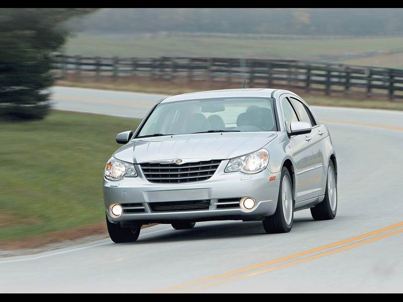 "Новый Chrysler Sebring - ""Chrysler Sebring"""
