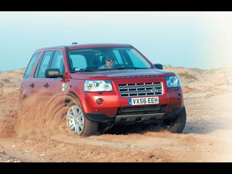 """Land Rover Freelander"""