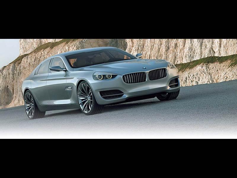 Представительское спорткупе BMW