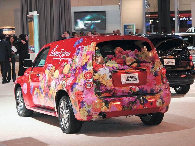Нью-Йоркское автошоу 2007: внедорожники