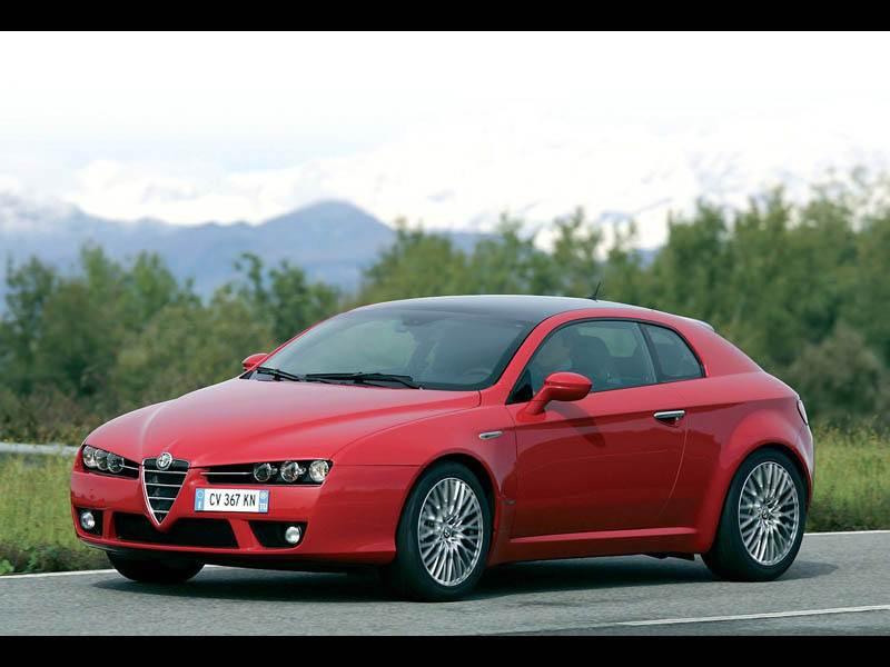 "Новый Alfa Romeo Brera - ""Alfa Romeo Brera"""