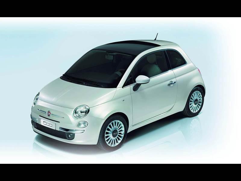 "Новый Fiat 500 - ""Fiat"" на старый лад"