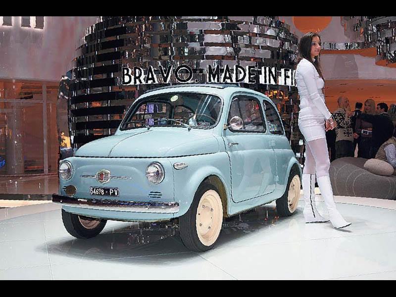 Женевский автосалон 2007: легковые автомобили