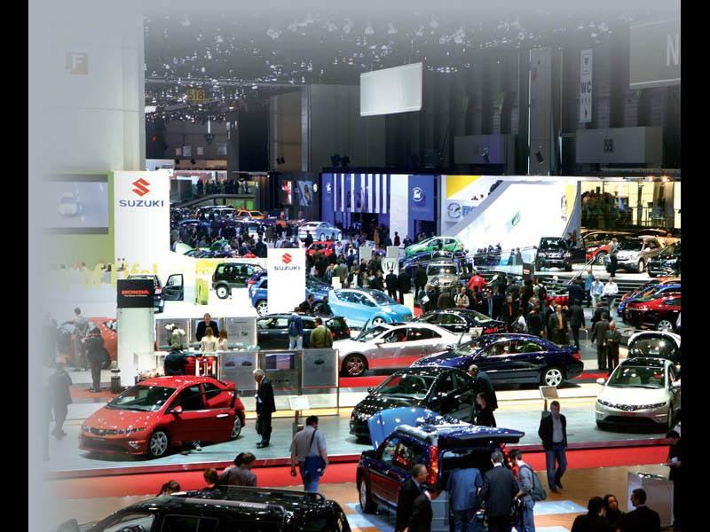 Женевский автосалон 2007: Политкорректность