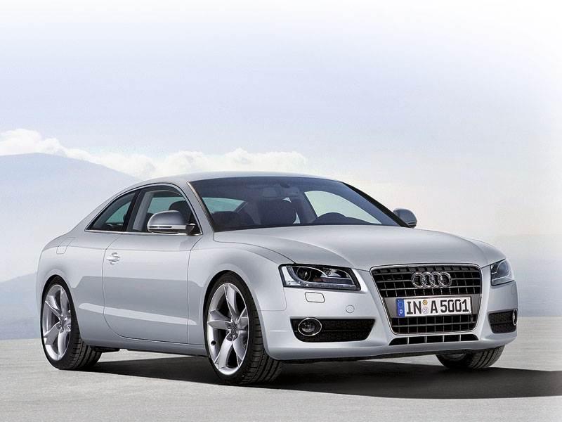 "Новый Audi A5 - ""Audi"" ставит на бизнес-купе"