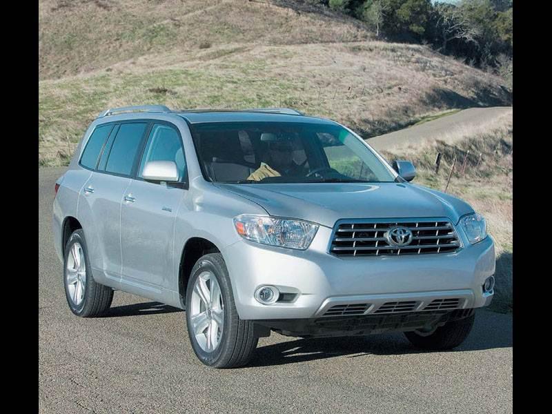 Новый Toyota Highlander - Мэйнстрим
