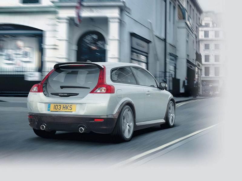"Новый Volvo C30 - ""Швед"" для молодежи"
