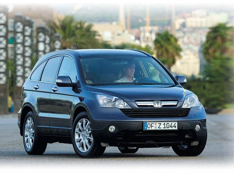 "Новый Honda CR-V - Кроссовер ""Honda CR-V"""