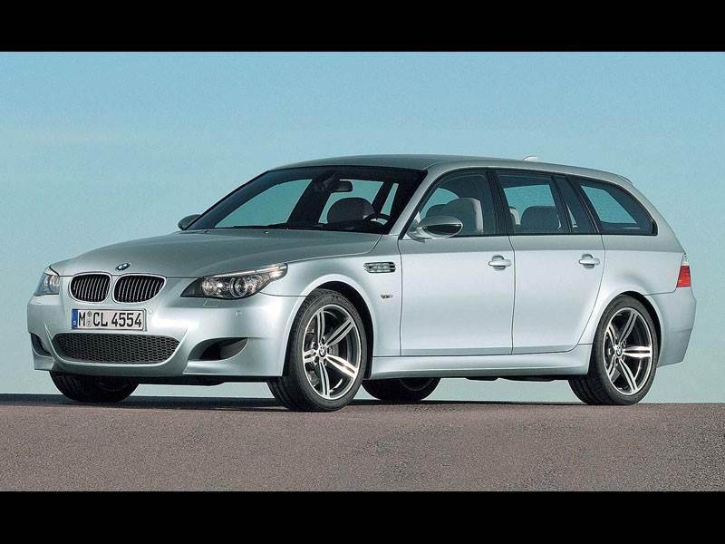 Новый BMW M5 - Широкая модернизация баварцев