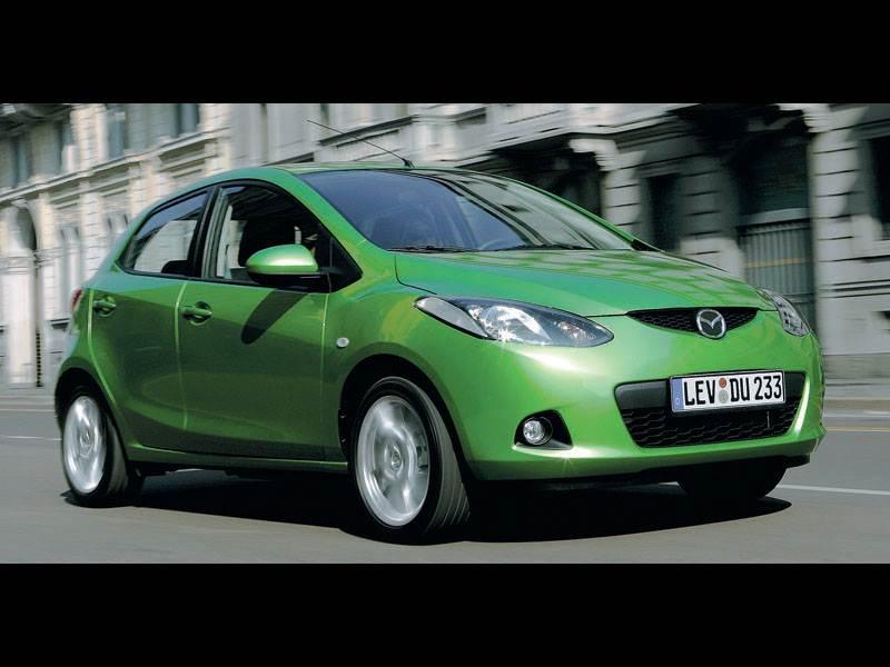 Новый Mazda 2 - Mazda 2