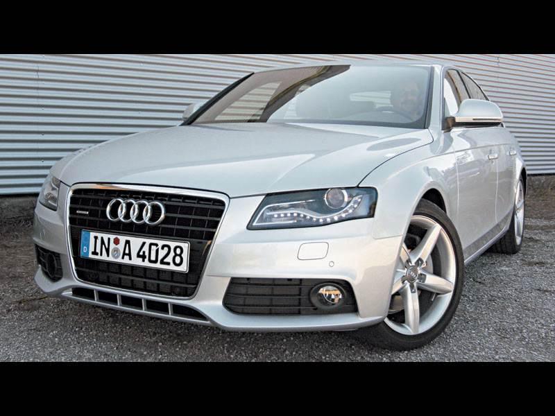 Новый Audi A4 - Audi A4