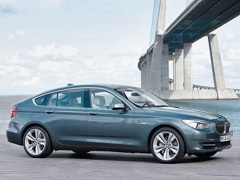 Новый BMW 5 series - Уникум