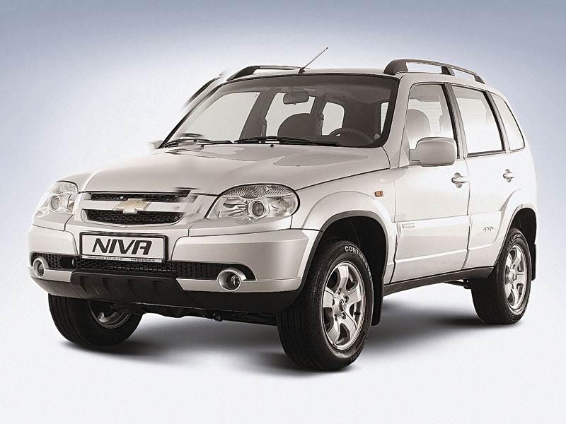 """Chevrolet Niva"""