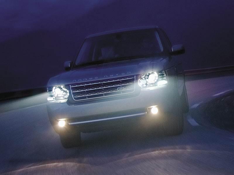 Новый Land Rover Range Rover - Тройной удар
