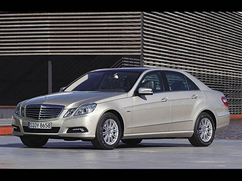 """""""Mercedes-Benz"""" E-класса"""