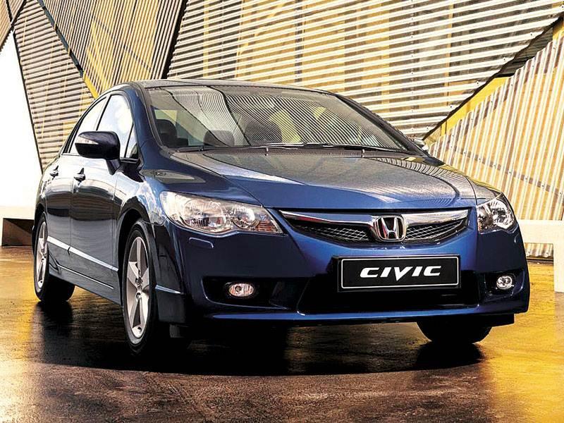 """""""Honda Civic 4D"""""""