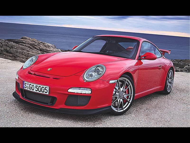 """Новый Porsche 911 GT3 - Новый """"GT3"""" выходит на старт"""