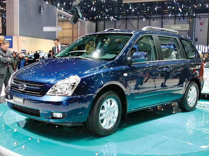 "Женевский автосалон 2006: ""Сarnival"" меньшего Масштаба"