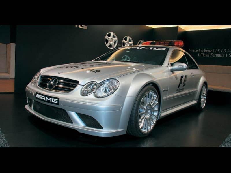 """Женевский автосалон 2006: Экстремальный """"Mercedes-Benz CLK"""""""