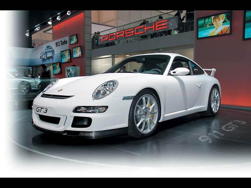 "Женевский автосалон 2006: ""Porsche 911"" на волне экстрима"