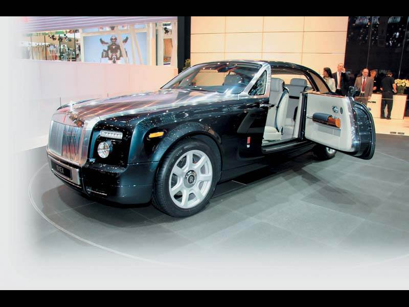 Женевский автосалон 2006: Его величество Купе..