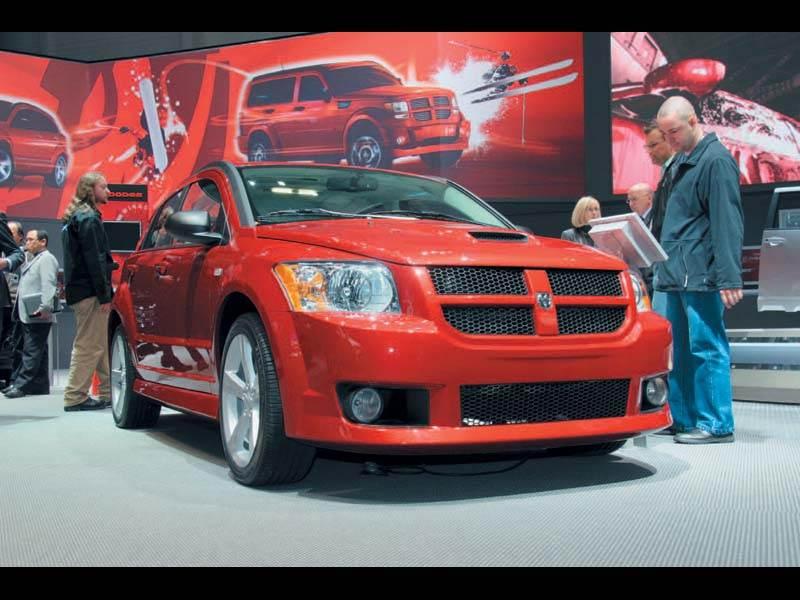 """Женевский автосалон 2006: """"Dodge"""" для уличных гонок"""
