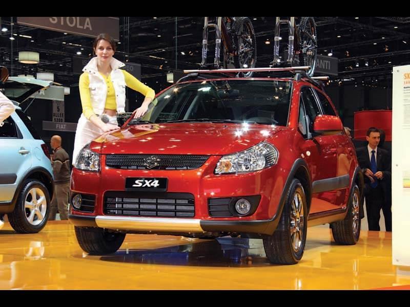 "Женевский автосалон 2006: Микроджип ""Suzuki"""