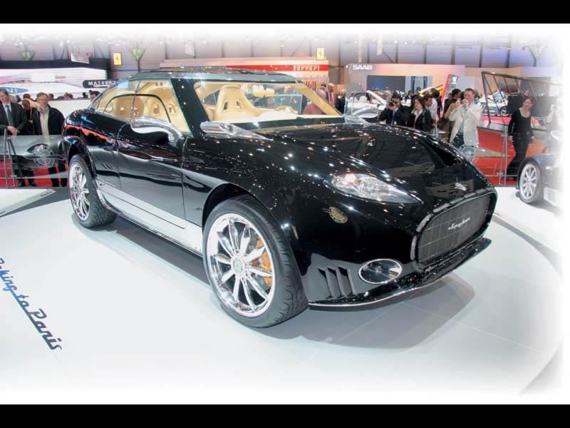 """Женевский автосалон 2006: На класс выше, чем """"Porsche Cayenne"""""""