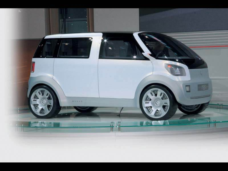 Женевский автосалон 2006: Универсальный электромобиль