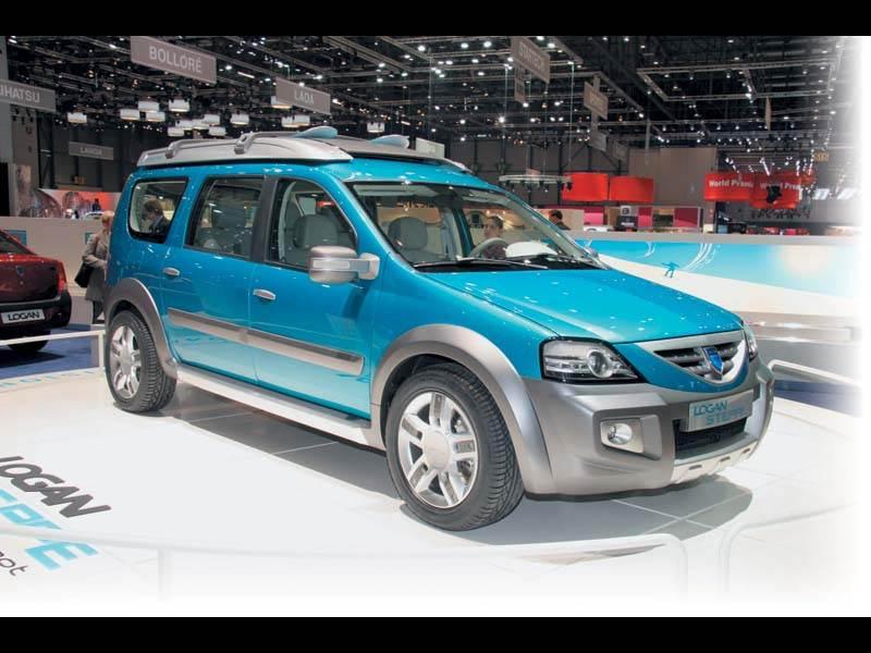 Женевский автосалон 2006: Румынское будущее