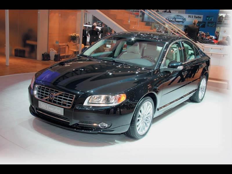 "Женевский автосалон 2006: Новый флагман ""Volvo"""