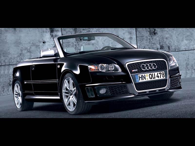 """""""Audi RS4"""": теперь целая гамма"""