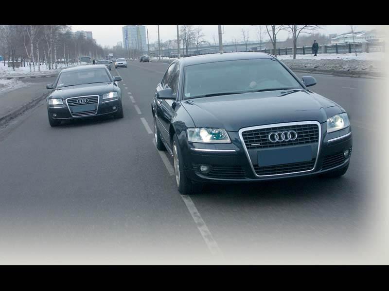 """""""Audi A8"""" от ателье """"Abt"""": разработано в Германии, сделано в России"""