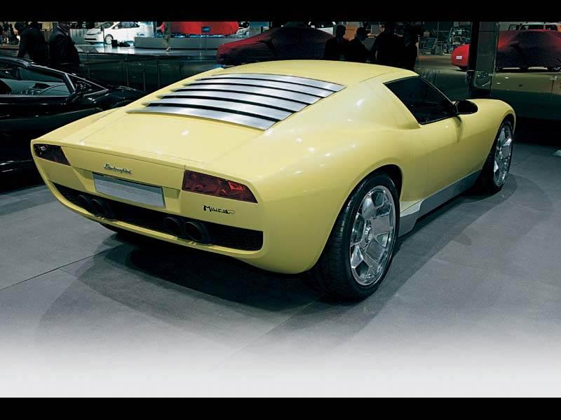 """Североамерианское автошоу 2006: """"Lamborghini""""возвращается к истокам"""