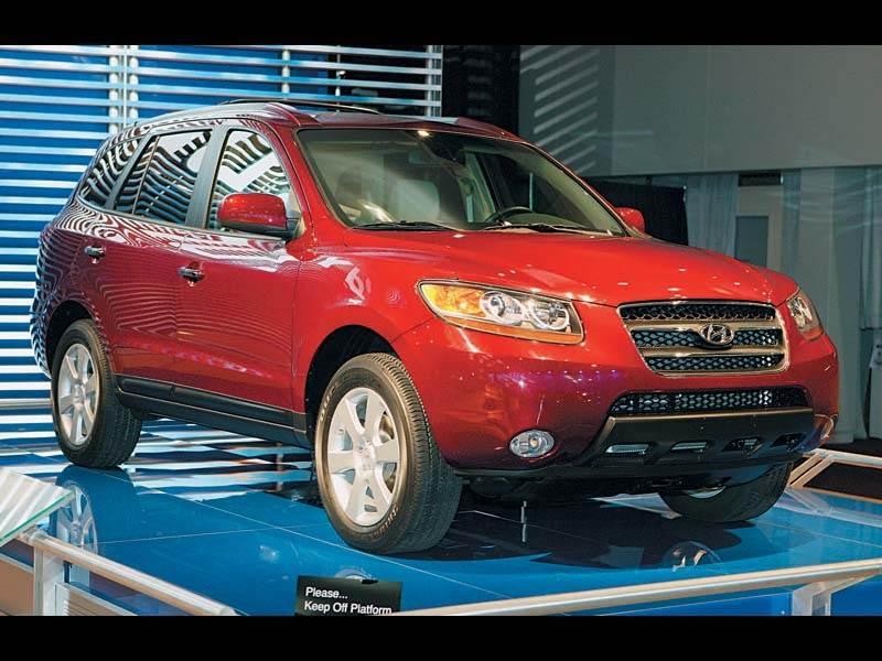 """Североамериканское автошоу 2006: Дебюты """"Hyundai"""""""