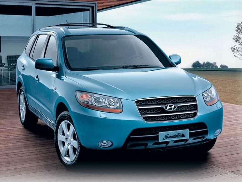 """Новый Hyundai Santa Fe - """"Santa Fe"""" вмещает семерых"""
