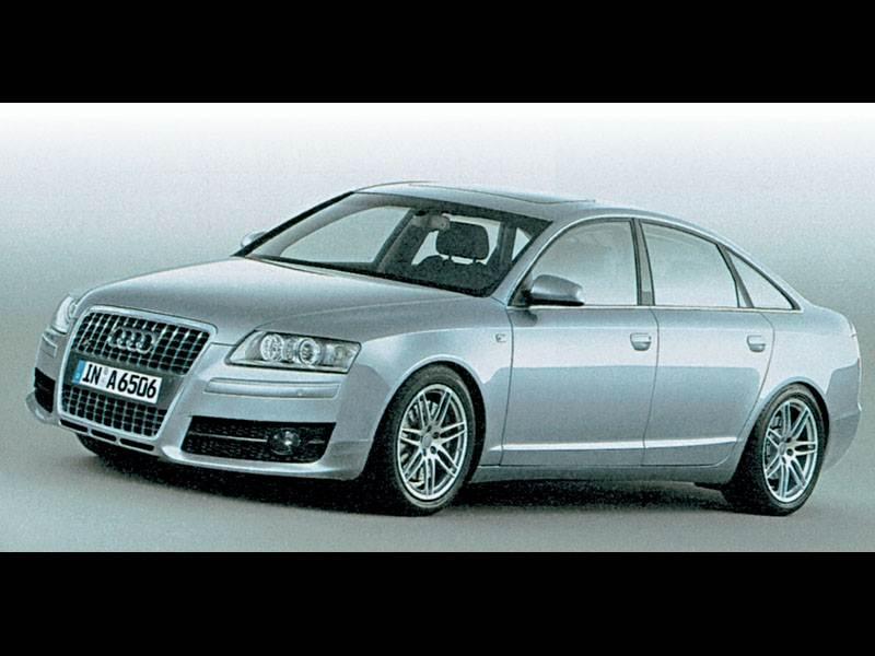 """Новый Audi A6 - Гамму """"А6"""" пополнил """"S6"""""""