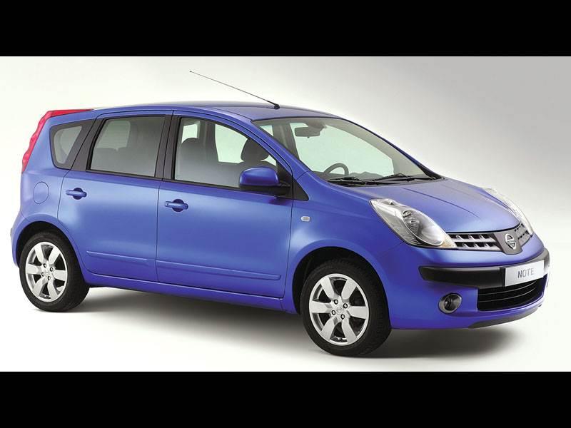 """Новый Nissan Note - Прибавление в стане маленьких """"Ниссанов"""""""