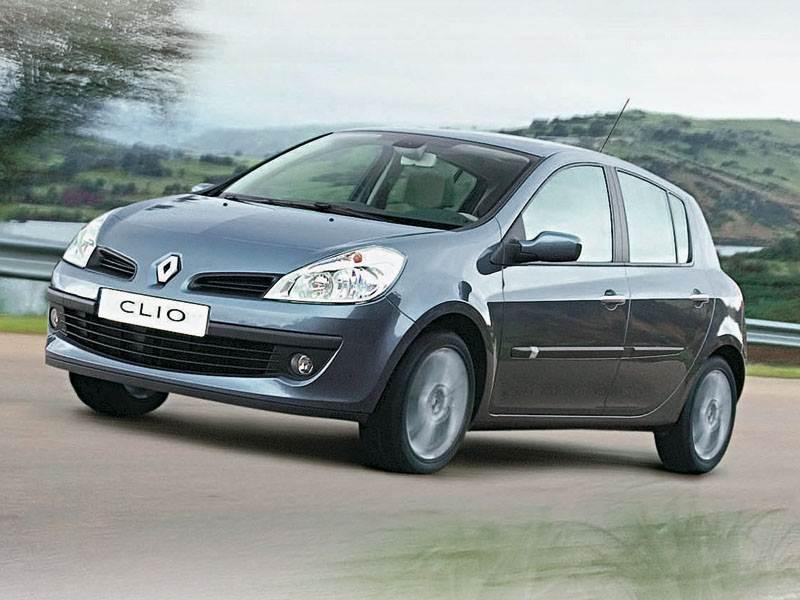 """Новый Renault Clio - """"Clio"""" следующего поколения"""