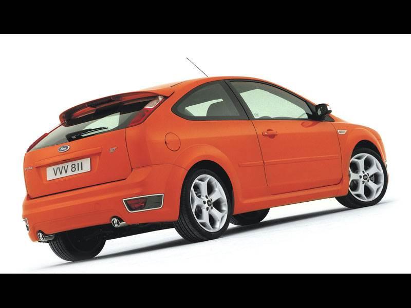 """Новый Ford Focus - Оранжевая эволюция """"Focus"""""""