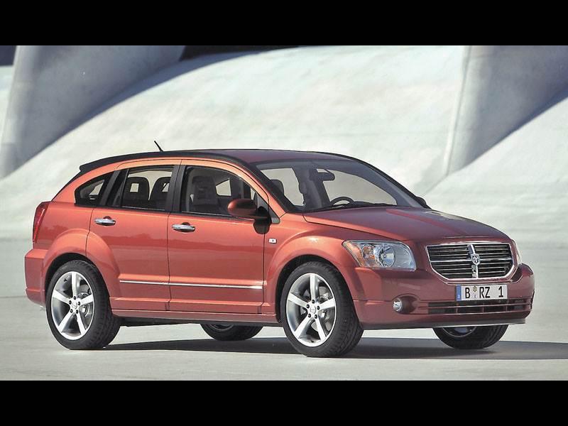 """Новый Dodge Caliber - Ближайшее будущее """"Dodge"""""""