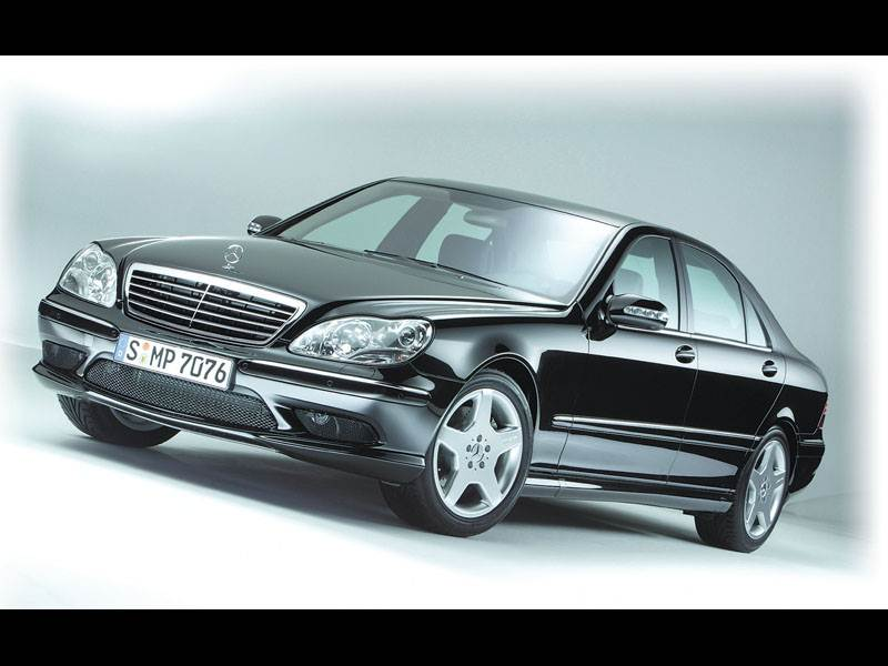 """Новый Mercedes-Benz S-Class - """"Mercedes-Benz"""" создал S-класс эксклюзивной серии"""